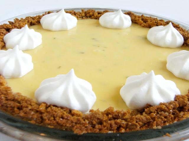 Not-So-Key Lime Pie