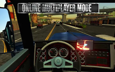 Truck Simulator USA MOD APK + DATA