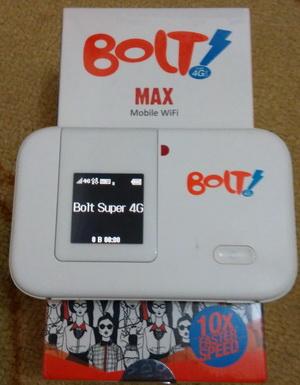 MODEM BOLT WIFI MAX 4G LTE