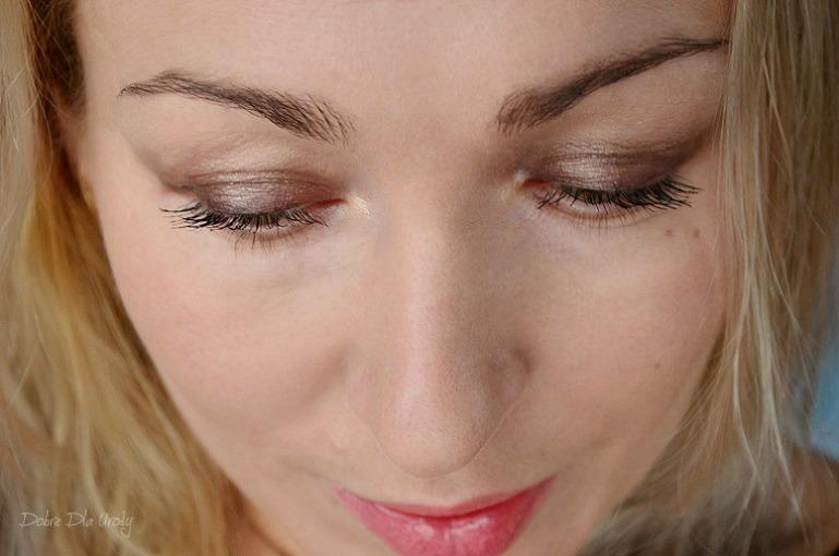 PARTY TIME by ShinyBox - makijaż cień Faberlik, rozświtlacz Joko Glow Primer i żel do brwi Bell