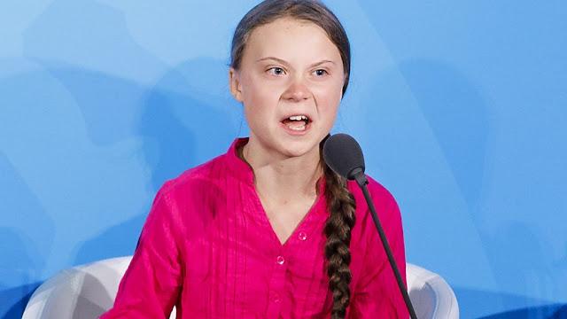 Dünyaya Çemkiren İsveçli: Greta Thunberg