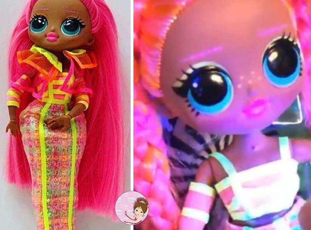 Dazzle L.O.L. Surprise O.M.G. Lights doll 2020