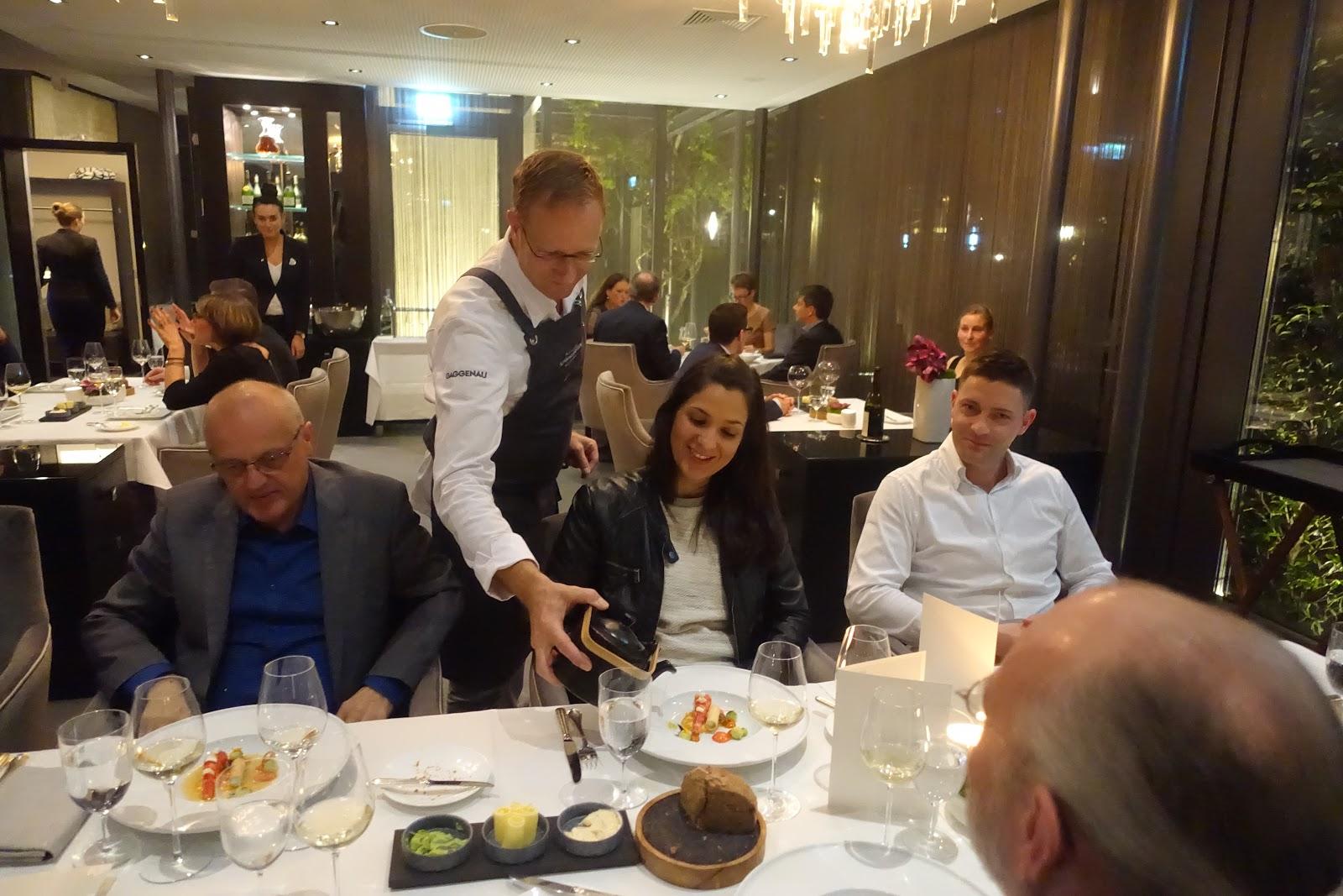 schiller-wine: Dinner at Restaurant Schwarzenstein - Nils Henkel in ...