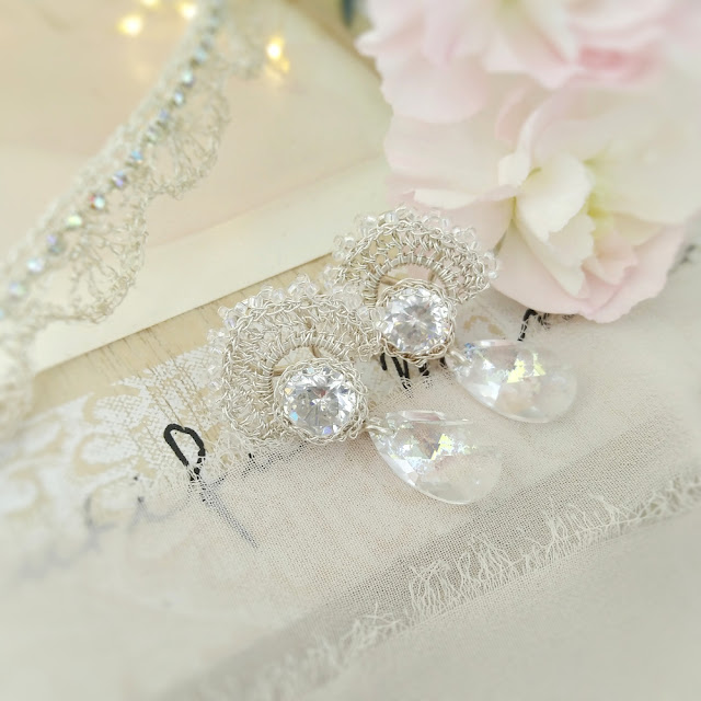 Biżuteria ślubna ze srebra