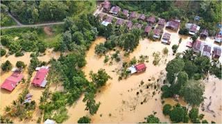 Cerita dari Lipis Banjir