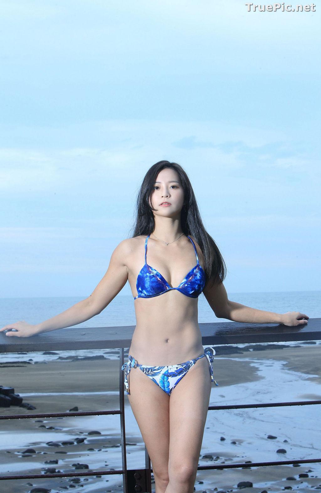 Image Taiwanese Model - Shelly - Beautiful Bodybuilding Bikini Girl - TruePic.net - Picture-65