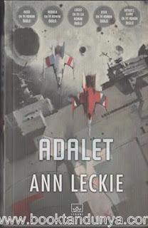 Ann Leckie – Radch üçlemesi - 1 - Adalet