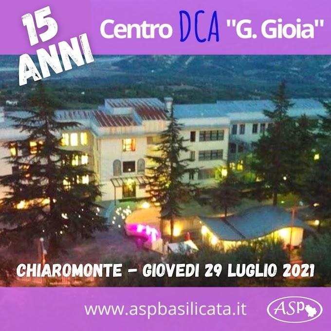 """Il Centro """"Gioia"""" di Chiaromonte (Pz) ha compiuto 15 anni"""