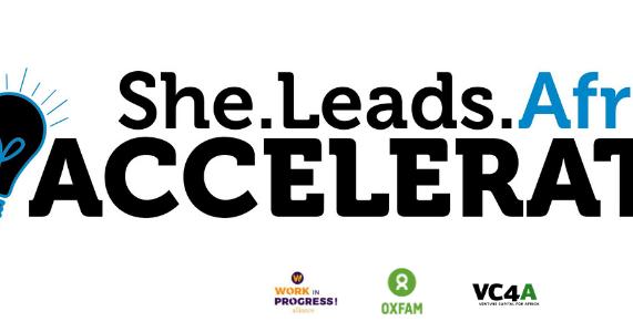 2019 She Leads Africa Accelerator Program for Female