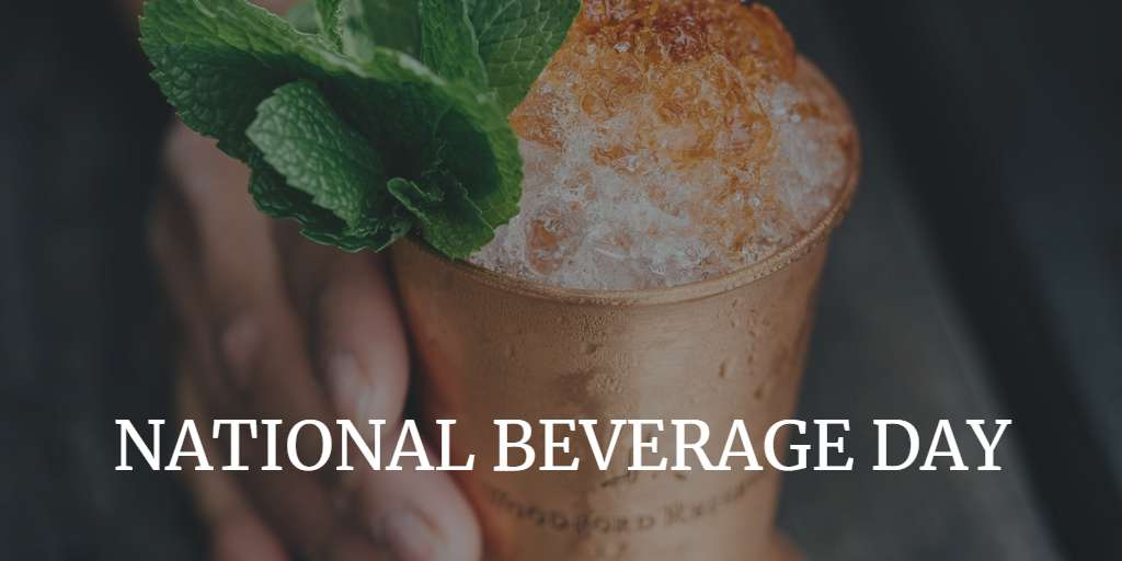 National Beverage Day Wishes Beautiful Image