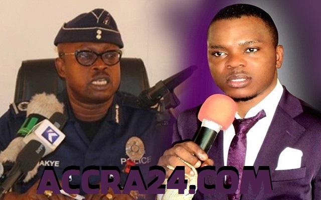 Bishop Obinim is a blatant liar – DCOP Kofi Boakye
