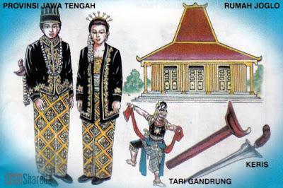 Provinsi Jawa Tengah JATENG
