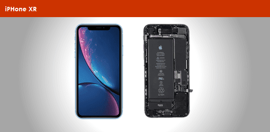 iPhone XR non removable li-ion 2176 mAH