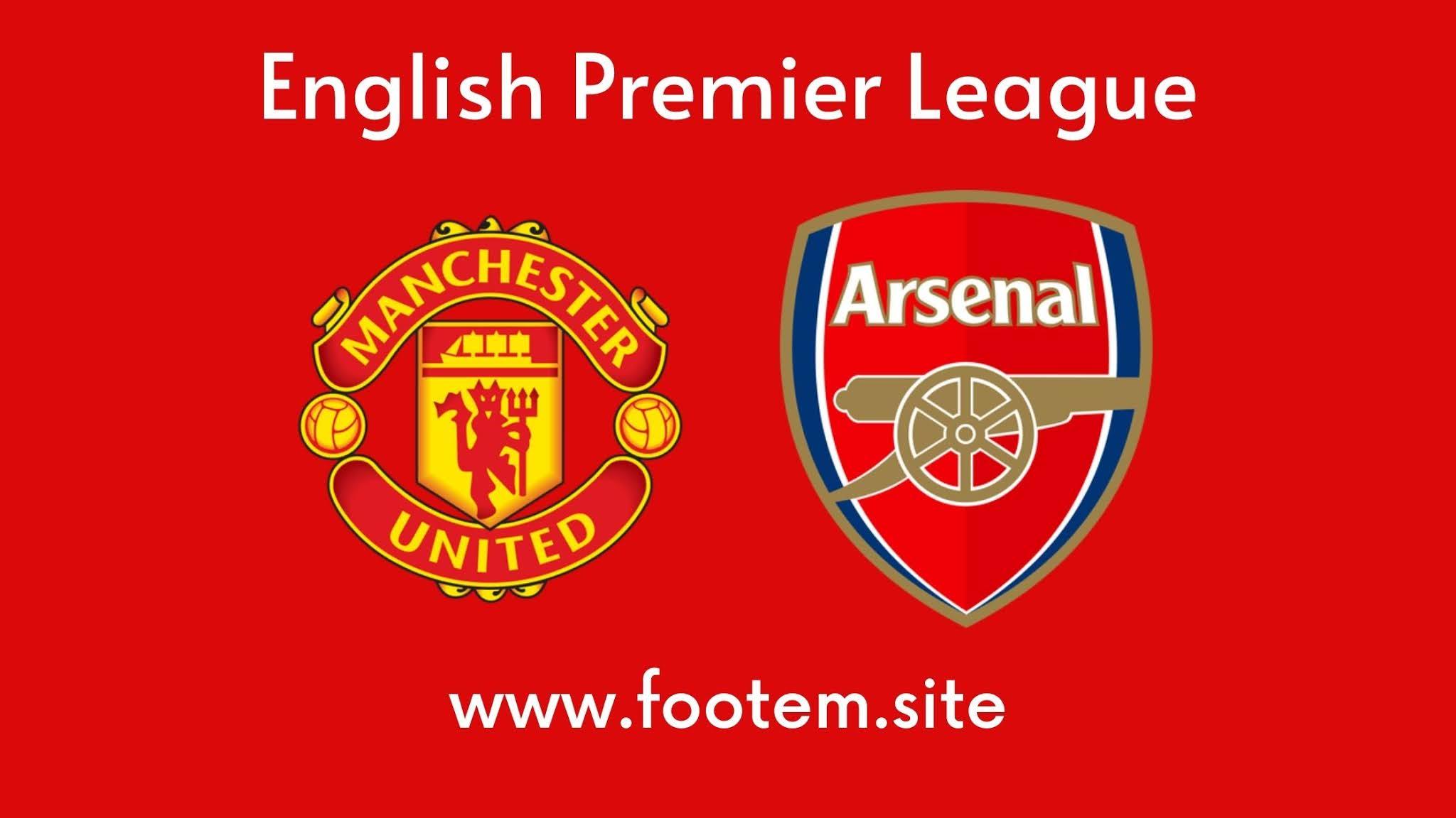 Arsenal vs Manchester United live footem7 footem.site