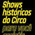[News]Shows históricos do Circo - Dead Fish e Barão Vermelho
