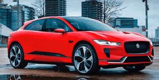 jaguar i-pace in uscita il 2018