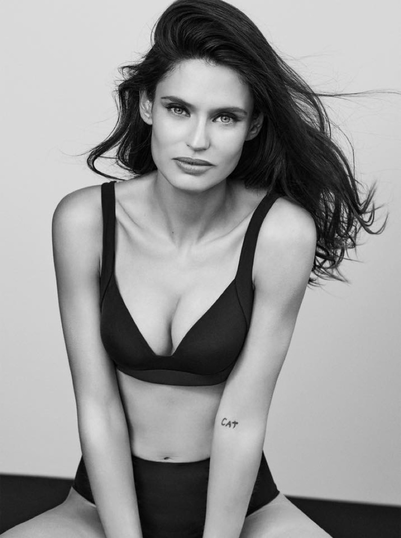 Bianca Balti stars in Yamamay #BasicallySexy campaign