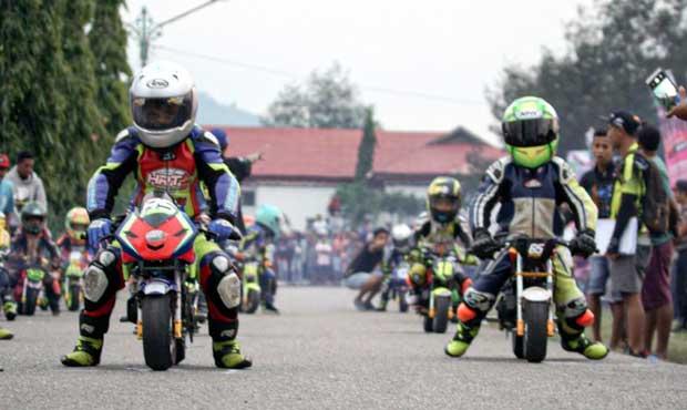Road Race Cross Border, Event Populer di Perbatasan NTT-Timor Leste