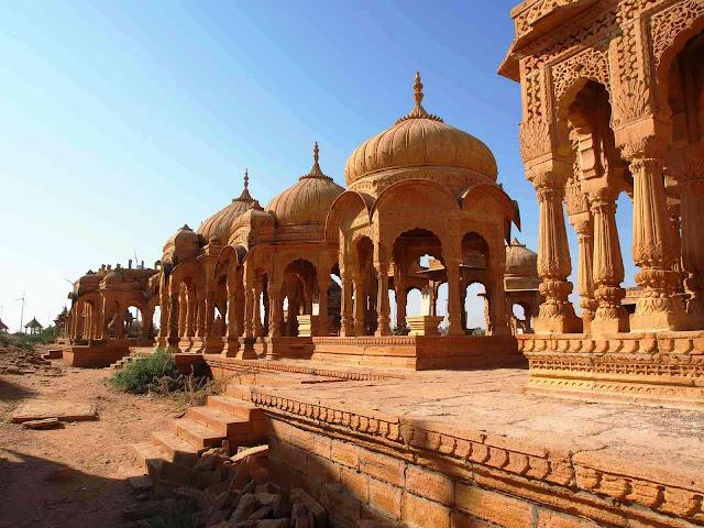 Bada Bagh Jaisalmer | Place to Visit Jaisalmer