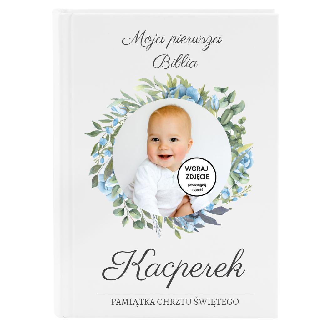 Najlepszy prezent na Chrzciny – Biblia dla dzieci