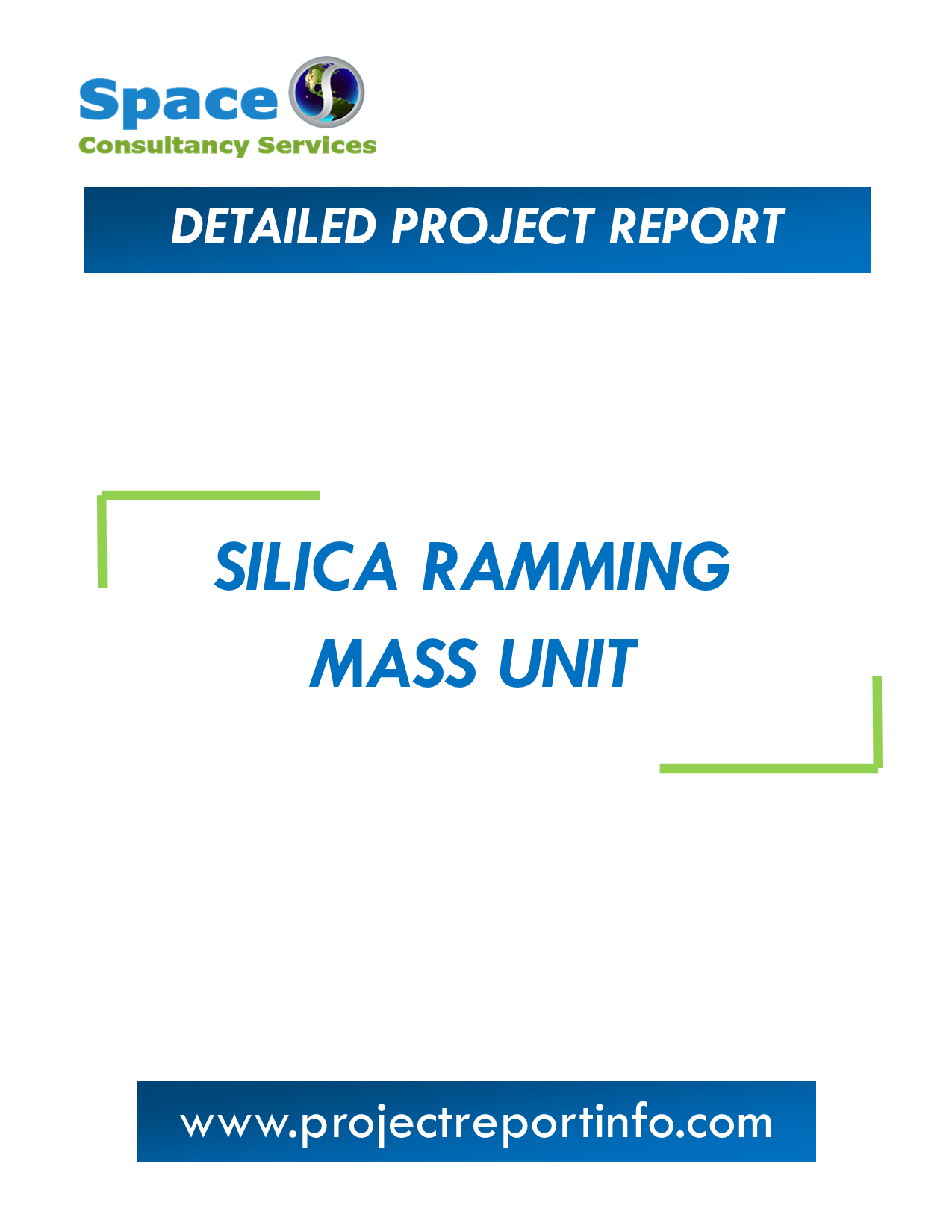 Project Report on Silica Ramming Mass Unit