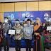 Koperasi HWS Kesdam IM , Raih Penghargaan Juara 1 Bidang Pemasaran Dari Plt Gubernur Aceh
