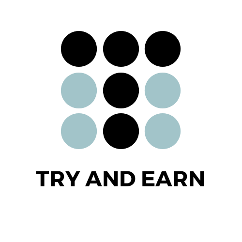 try and earn - blog o zarabianiu w internecie