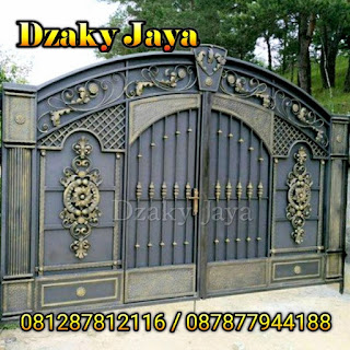 Bentuk-pagar-tempa-modern-klasik-3D-Dzaky-Jaya