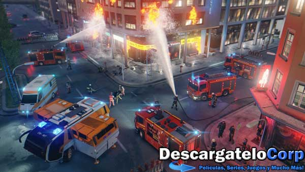 Emergency 2016 Español Juego PC
