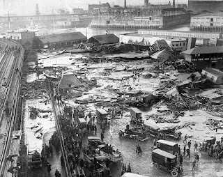 Boston Suffolk County The Great Molasses Flood of 1919