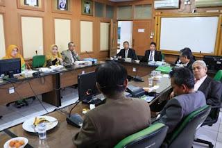 Walikota Genius Umar Diskusi Publik Konsep Healthy City Dengan Fakultas Kedokteran Unand