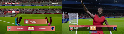 PES 2020 Scoreboard FIFA Club World Cup by 1002Mb