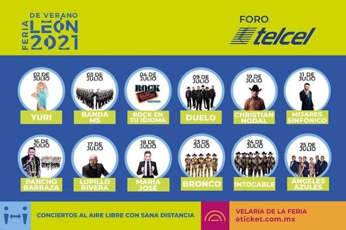 Feria de León 2021 nuevas fechas