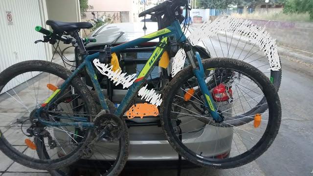 Αναζητείται ποδήλατο που εκλάπη στο Ίλιον