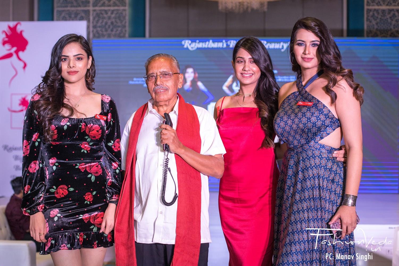 Kriti Garg Jagdish Chandra Akansha Bhalla and Mona Gautam