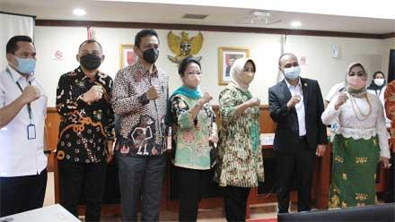 Rapat Dengar Pendapat Komite I DPD RI dengan APPSI
