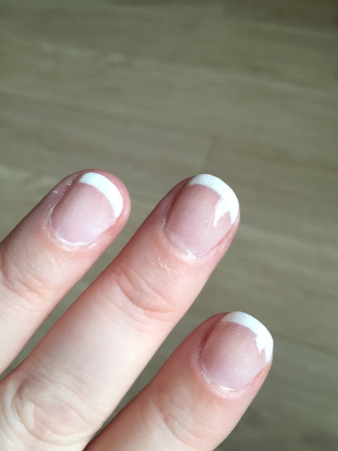 How to create a french manicure