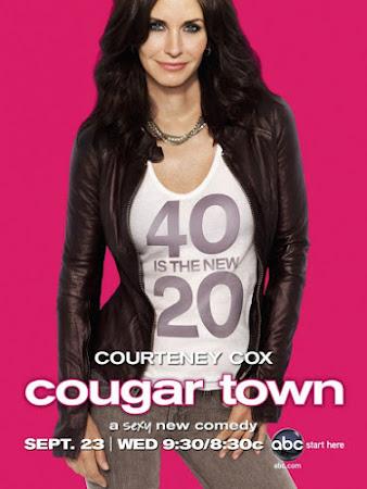 Cougar Town TV Series
