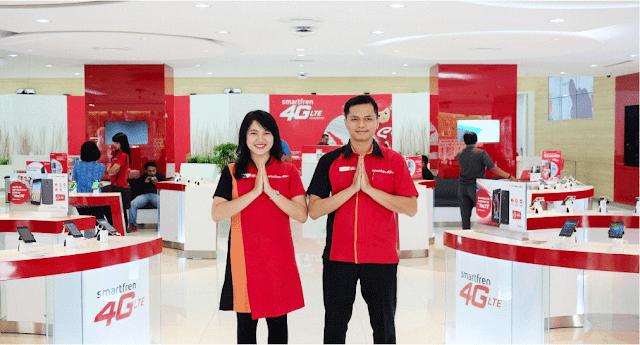 Walk In In Interview SPG (Promotor) PT Smartfren Telecom Tbk Serang