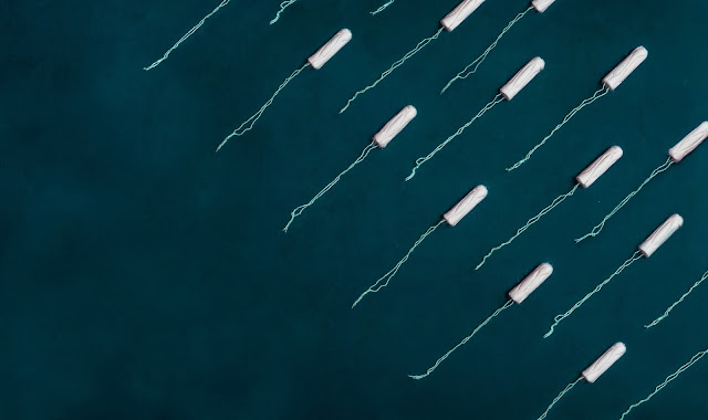 Photo by Josefin on Unsplash Tampons