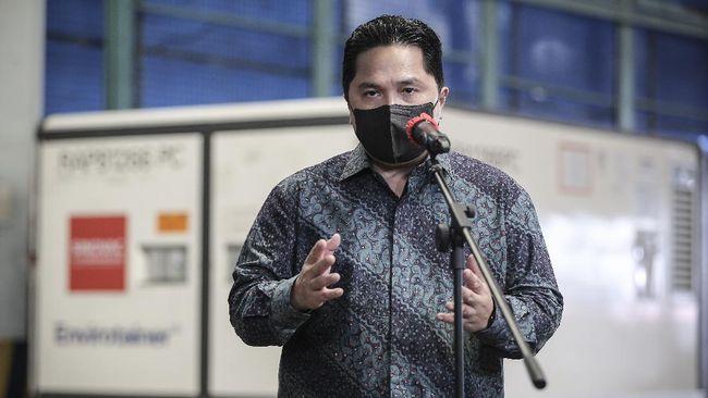 Erick Akhirnya Buka Suara Alasan Angkat Abdee Slank Jadi Komisaris Telkom