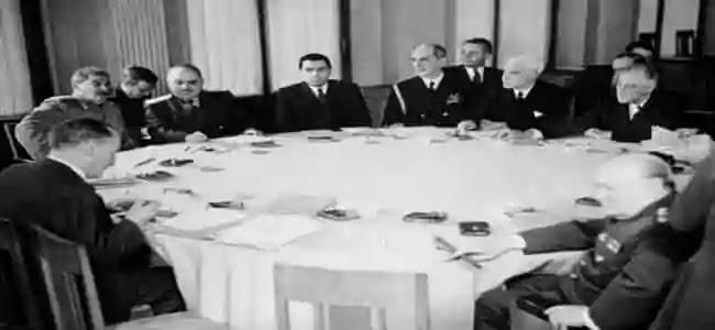 ইয়াল্টা সম্মেলন ১৯৪৫
