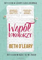 """""""Współlokatorzy"""" Beth O'Leary"""