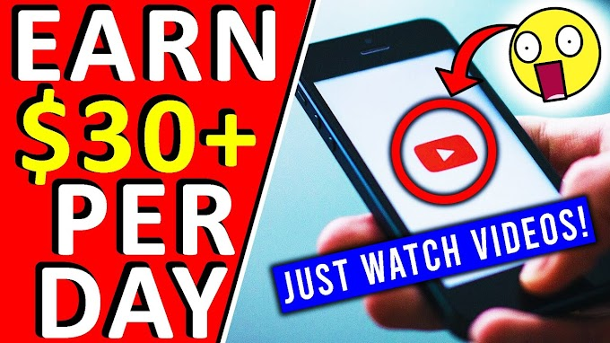 Make $10  $30 Per Day VIEWING ADS FREE Make Money Online