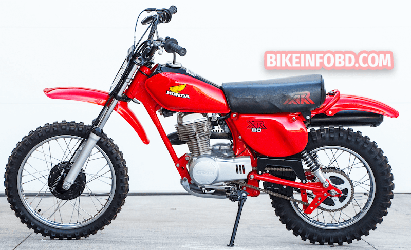 Honda XR80 Specifications, Review, Top Speed, Picture, Engine, Parts & History