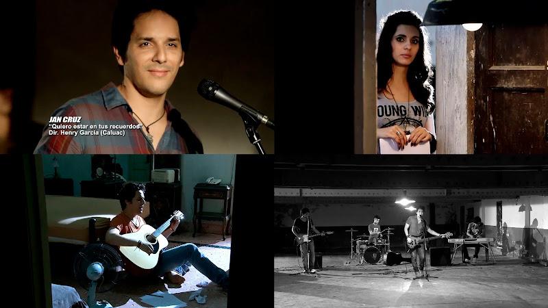 Jan Cruz - ¨Quiero estar en tus recuerdos¨ - Videoclip - Director: Henry García. Portal Del Vídeo Clip Cubano. Música cubana. Cuba.