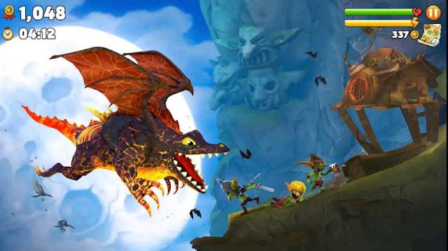 Hungry Dragon™ MOD APK v2.7 [Unlimited Money, Diamond]