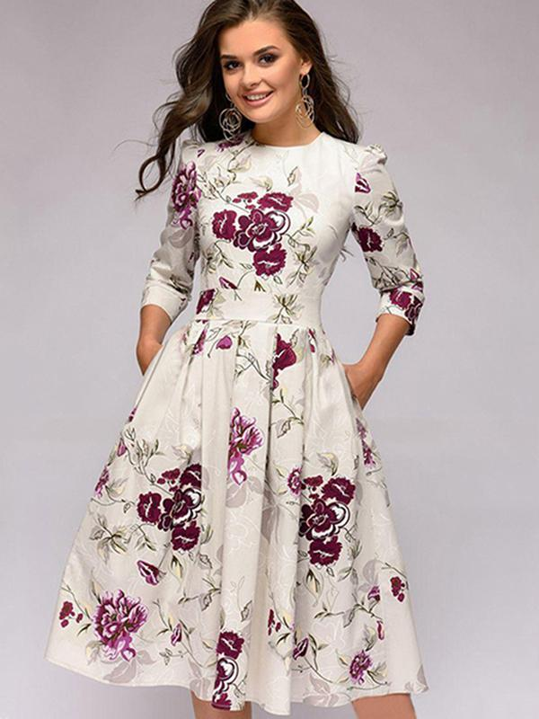 https://www.dressab.com/collections/casual-dresses/products/casual-elegant-three-quarter-o-neck-pleated-a-line-dress