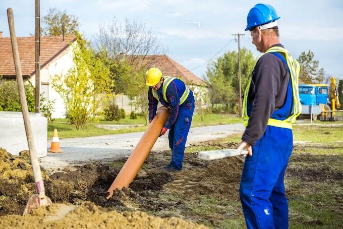 Vízelvezető rendszerek épülnek két településen Tolnában