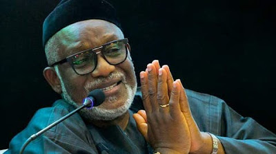 Akeredolu wins APC primary, begs losers for support